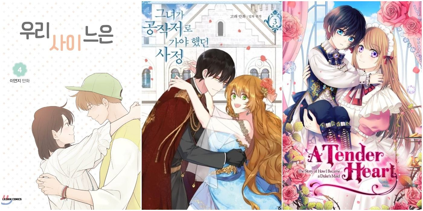 15 Best Romance Manhwa For Fans Of Manga Cbr