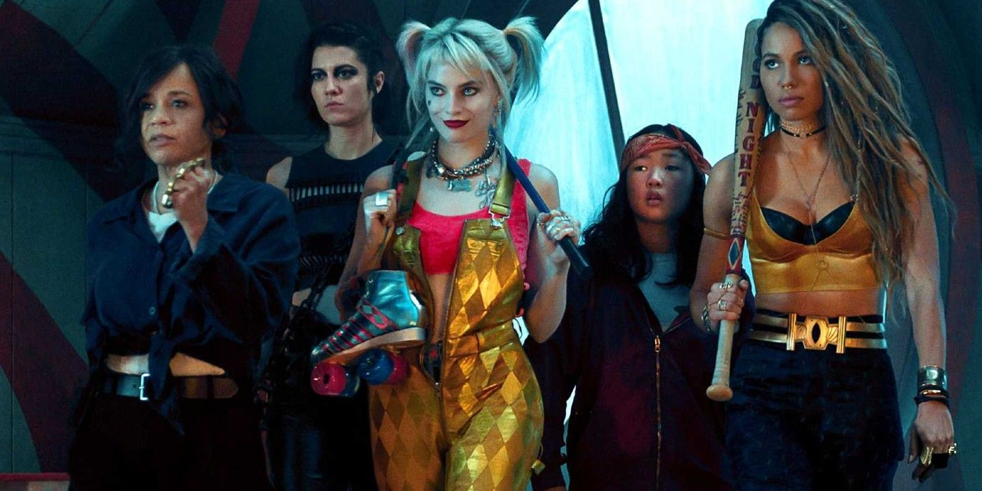 Birds of Prey: Japanese Title Focuses Squarely on Harley Quinn