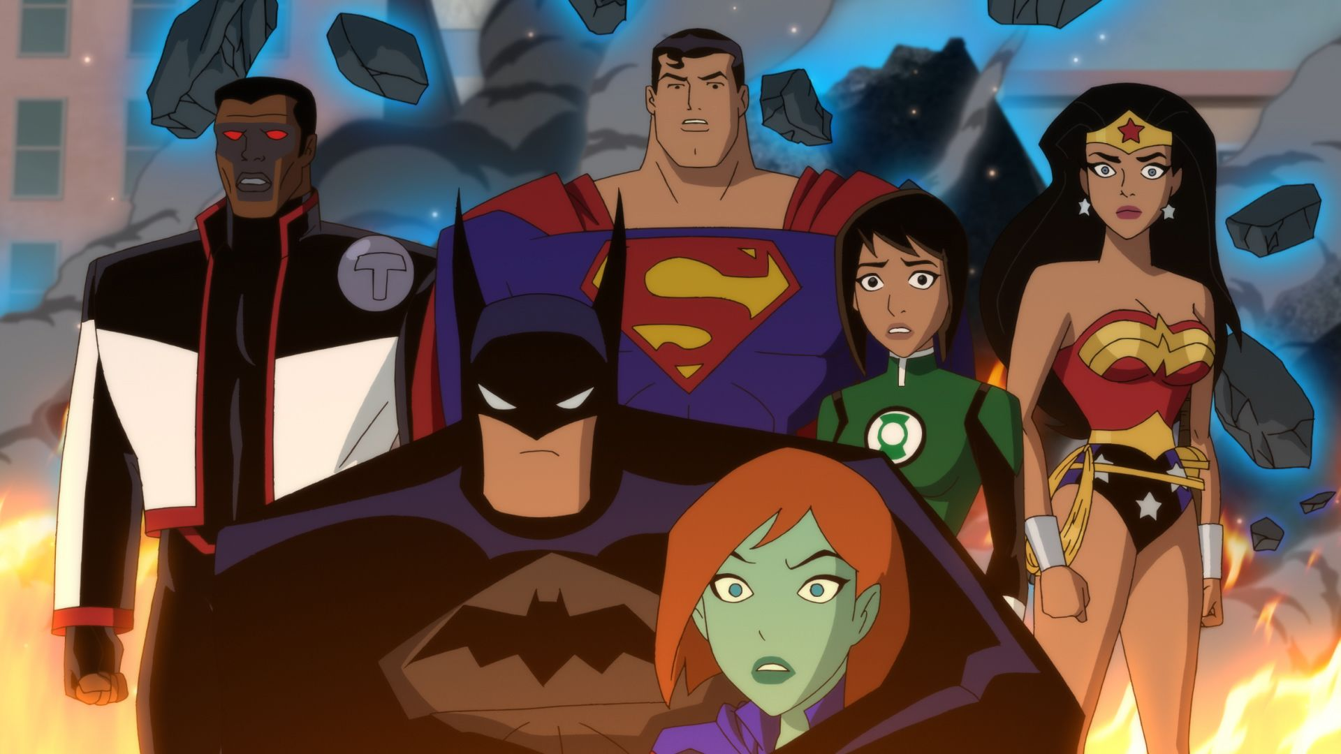 Justice League Vs The Fatal Five Is The Film In The Dc Animated Universe