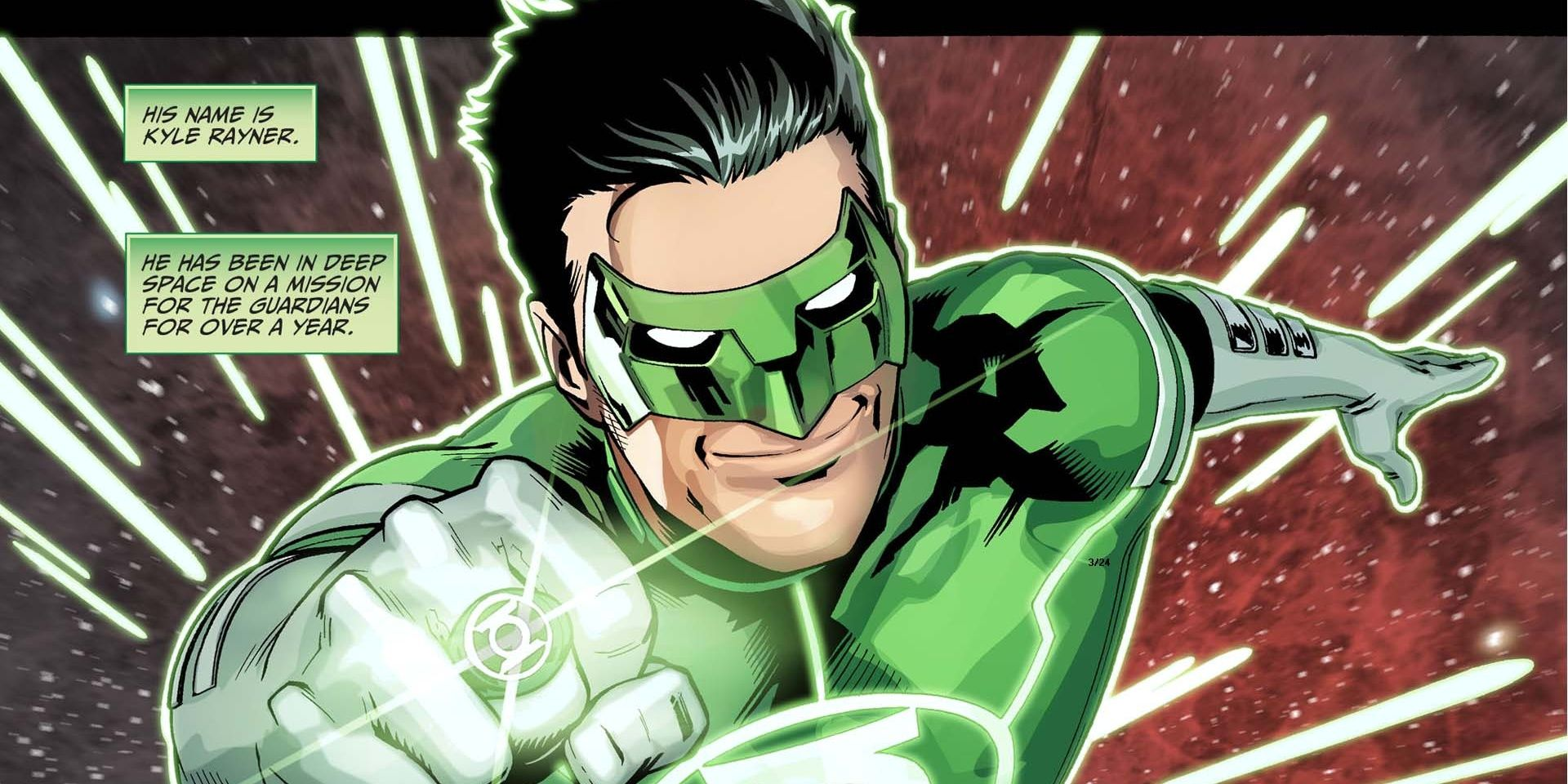 Green Lantern: The 10 Worst Things Kyle Rayner Ever Did | CBR
