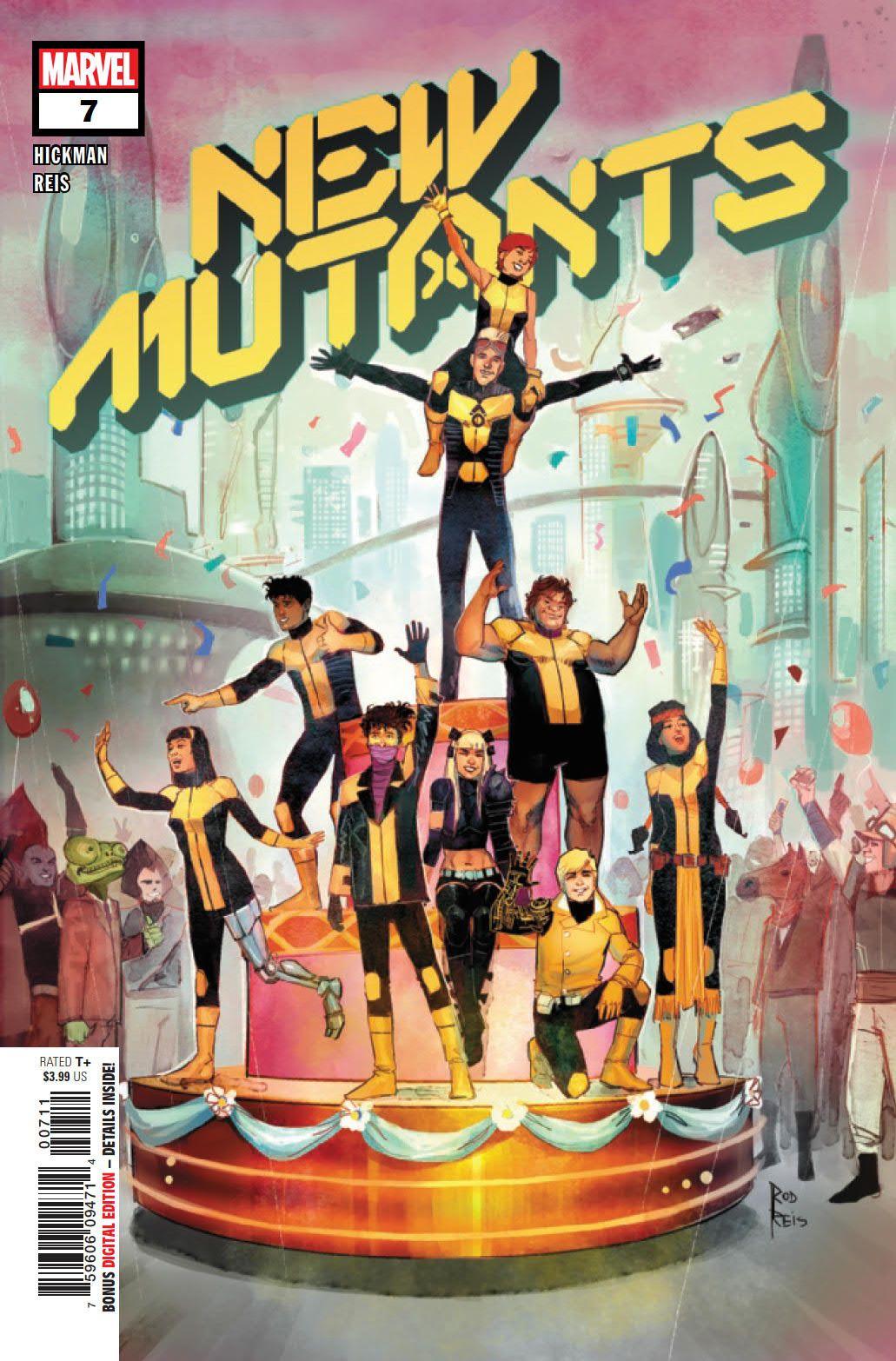 PREVIEW: New Mutants #7 | CBR