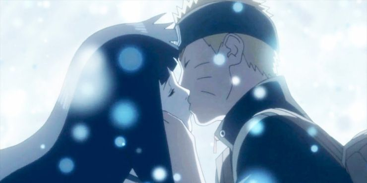 Best Naruto Hinata Moments Ranked Cbr