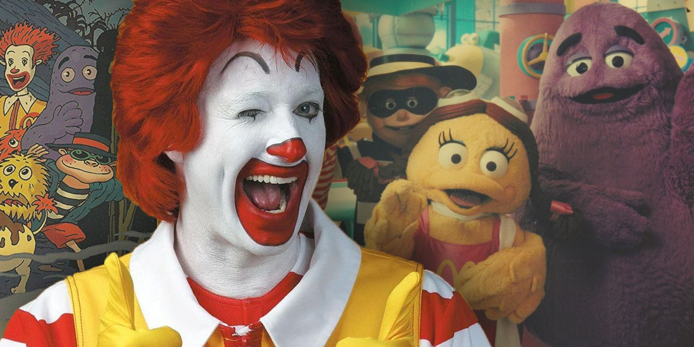 Lonely Ronald: Why McDonald's Retired Its (Creepy) Clown Mascot