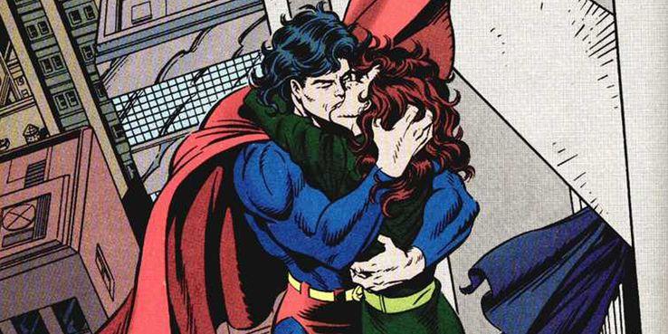 SUPERMAN AND LOIS Return of Superman - Los 10 momentos más románticos entre Superman y Lois Lane