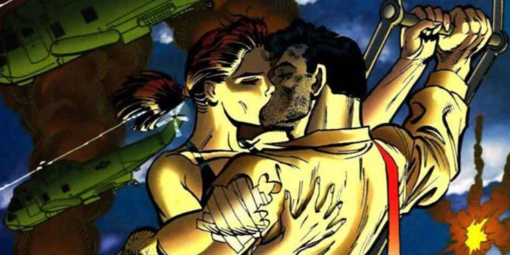 SUPERMAN AND LOIS The Honeymoon - Los 10 momentos más románticos entre Superman y Lois Lane
