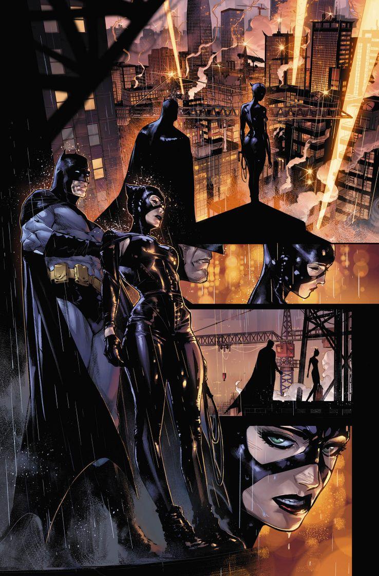 DC Comics Batman James Tynion IV Jorge Jimènez Designer