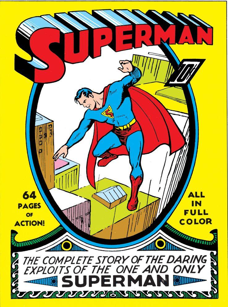 """cape superman 1 1 - ¿Cuándo añadió Superman una """"S"""" a su capa?"""