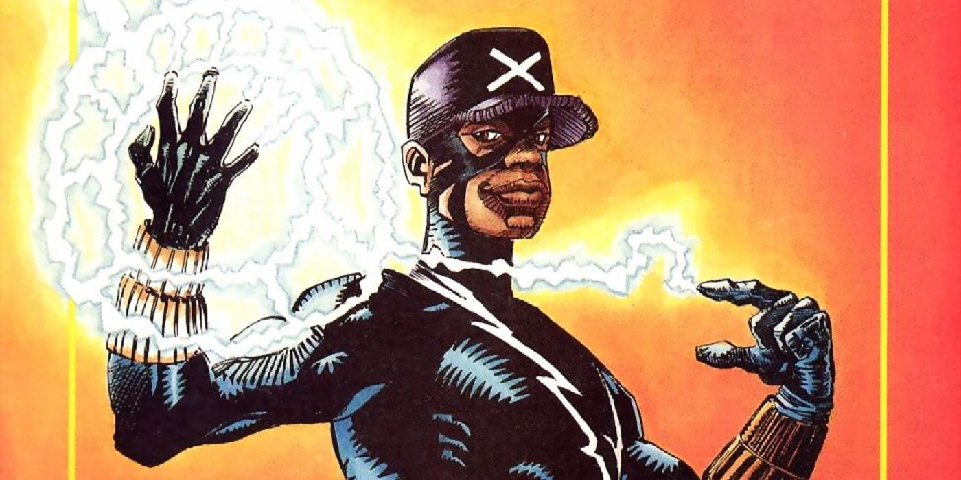 Robert L. Washington III and Dwayne McDuffie's Dialogue Made Static Sparkle
