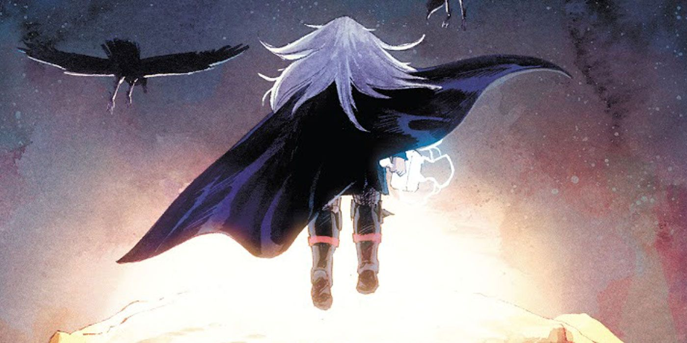 Marvel Killed the Justice League and Destroyed the DC Universe in Thor #2