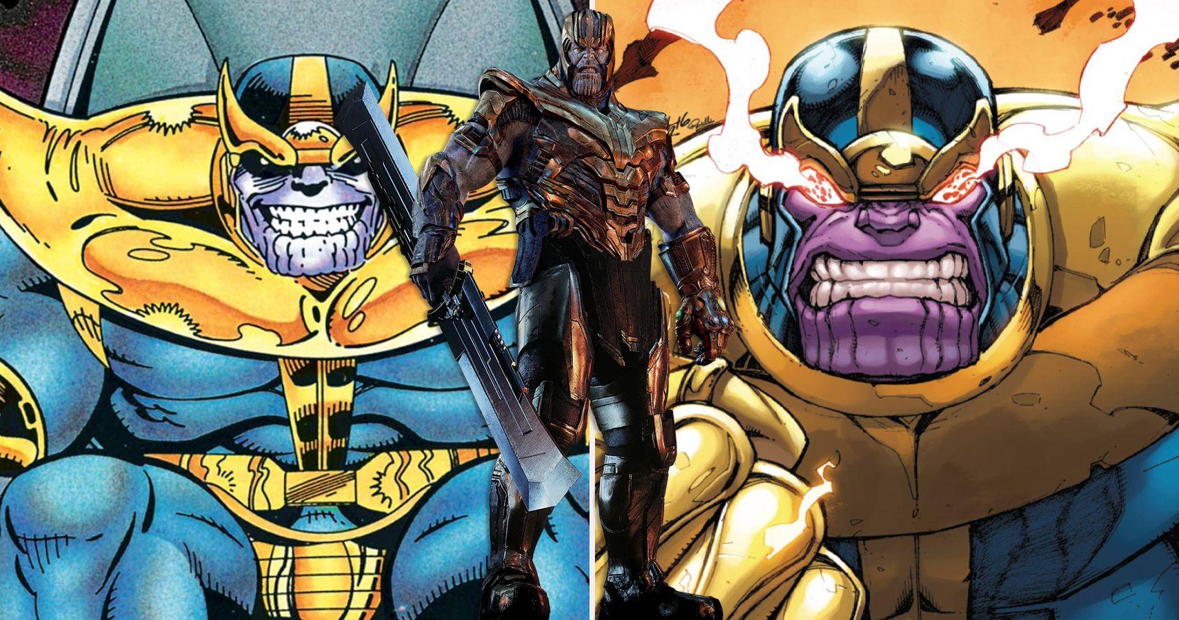 Was Ist Thanos