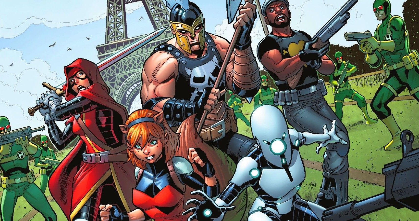 10 Marvel Characters That Have Been Overlooked By The Avengers