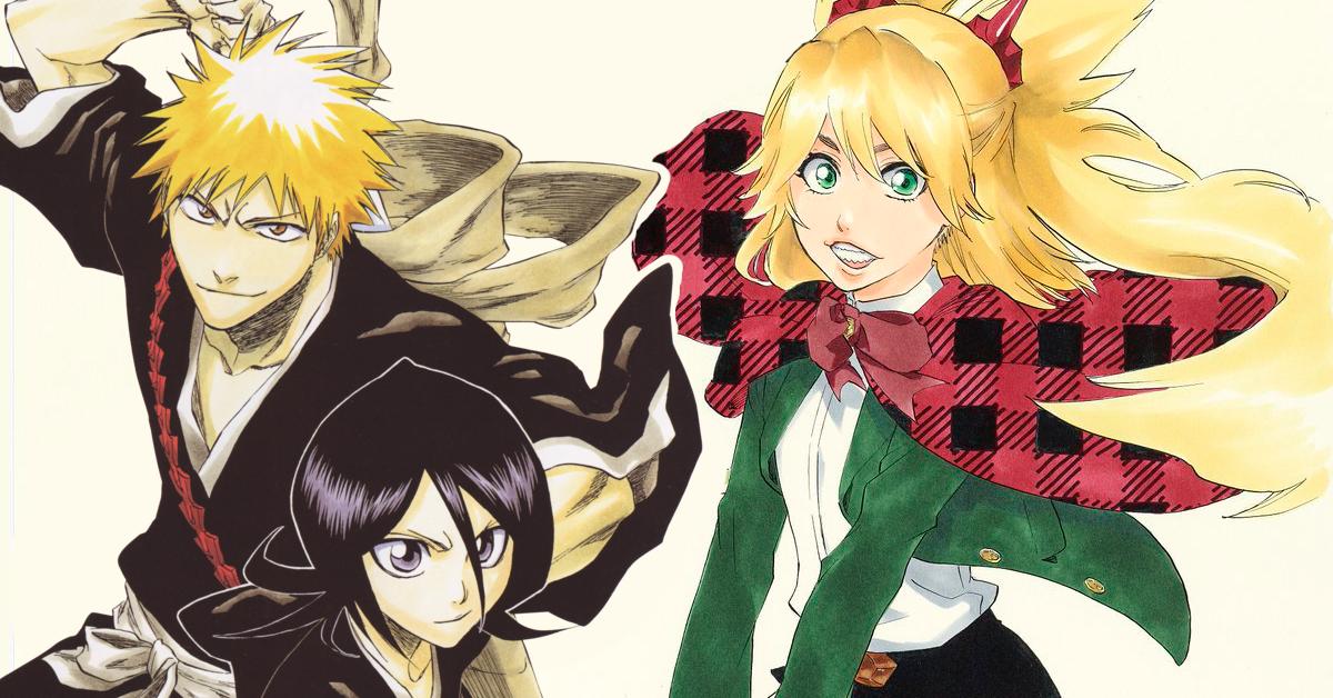 How Tite Kubo's Burn The Witch Manga Ties into Bleach | CBR
