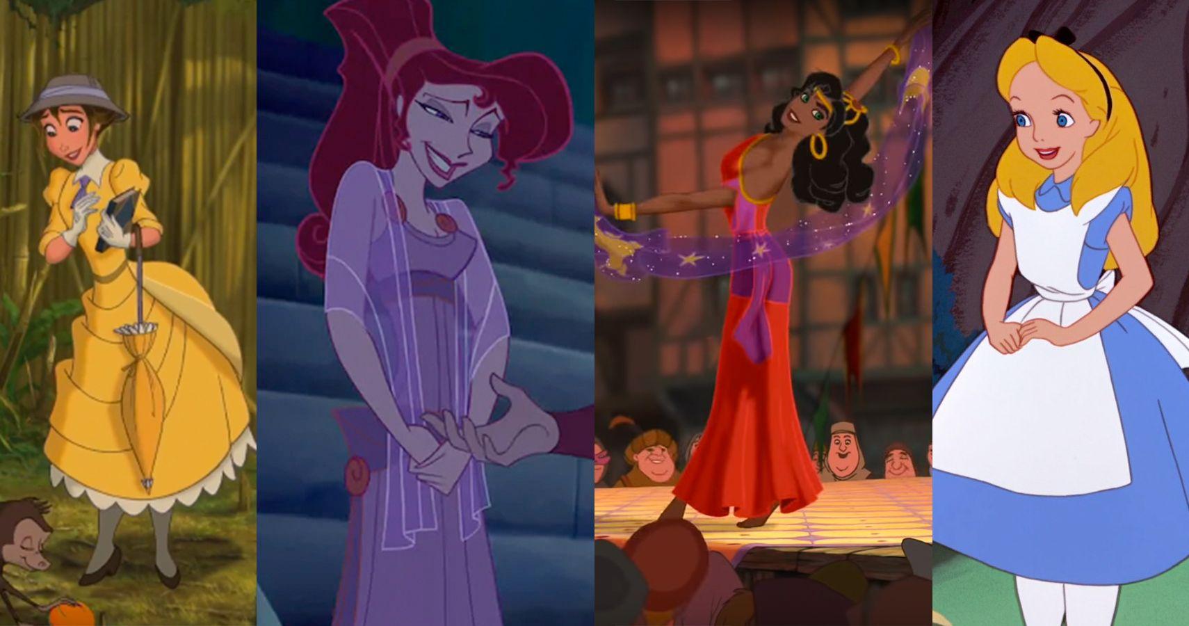 Disney Heldinnen