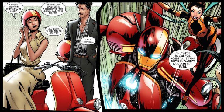 Điểm danh 10 khả năng kì dị của bộ giáp Iron Man, fan cứng có khi còn không nhớ hết - Ảnh 4.