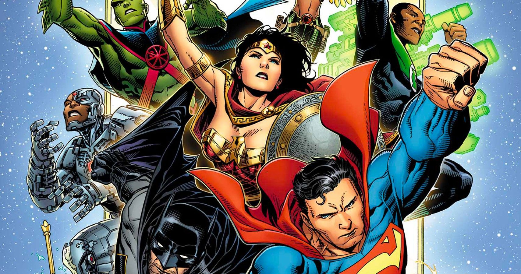justice league characters female