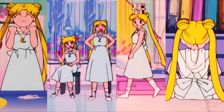 Top 10 Classic Sailor Moon Outfits Cbr