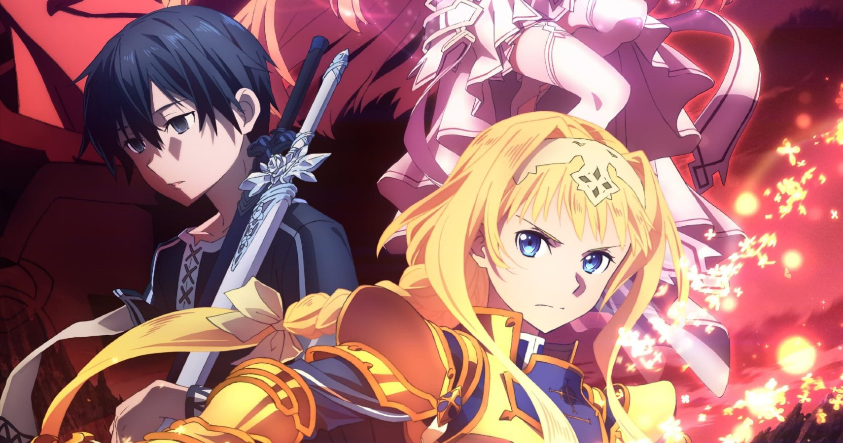 Sword Art Online: The Best Episodes Of The Alicization Arc ...