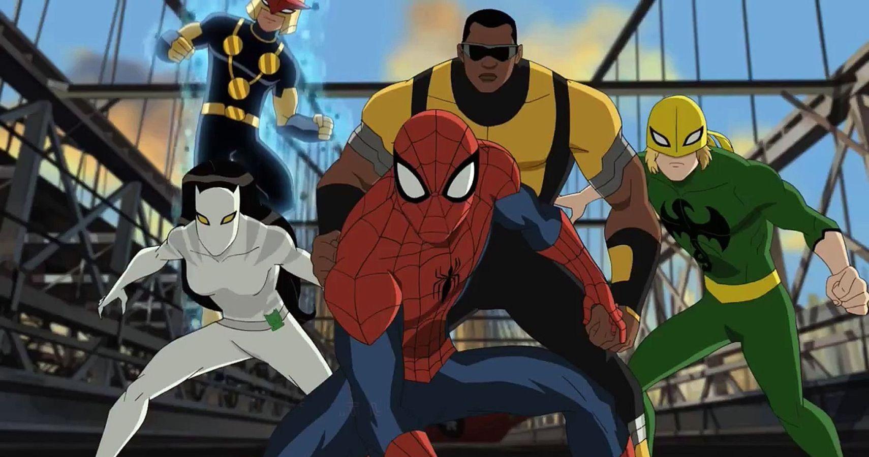 10 Best Episodes of Ultimate Spider-Man Season 2, According To IMDB