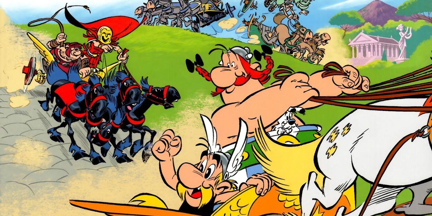 Asterix Und Obelix Französisch