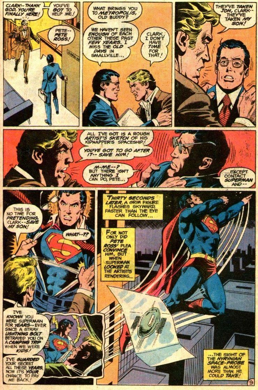 dc comics presents 13 1 - Cuando Pete Ross descubrió la identidad secreta de Superman