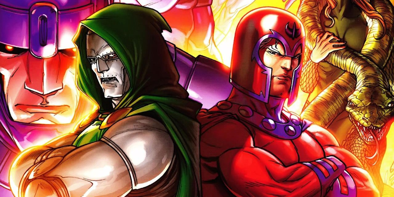 How Doctor Doom Can Block Magneto's Mutant Power, Explained   CBR