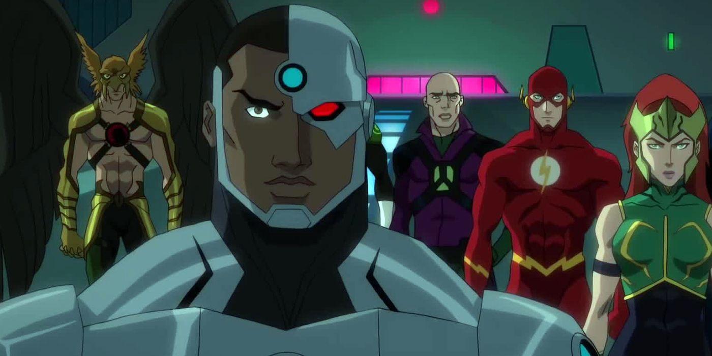 Justice League Dark: Apokolips War Trailer Unites DCAU's ...