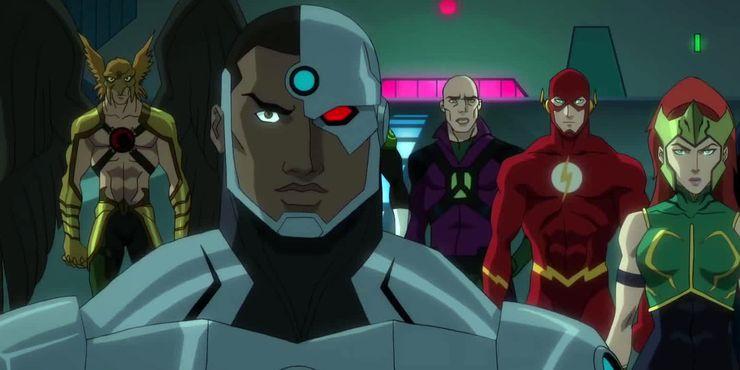 Teoria da Liga da Justiça: Apokolips War da DC Endgame é Que Zack Snyder Teria Planejado 2