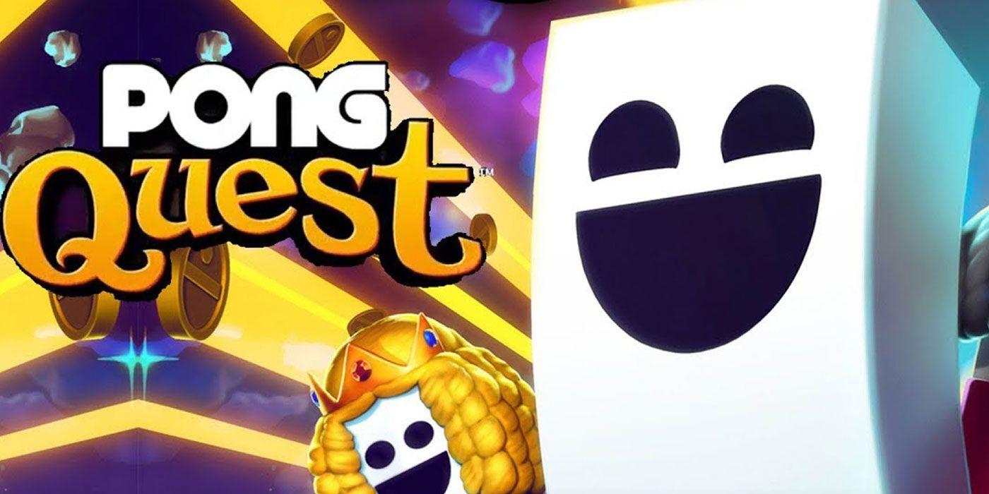 Анонс PONG Quest — эпического ролевого приключения ракетки для пинг-понга