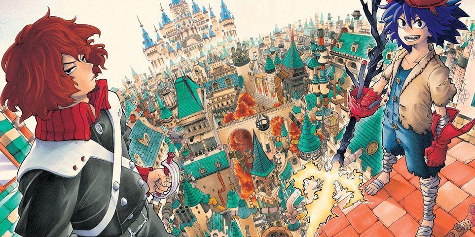 A série mais desconhecida da Shonen Jump [Classificados] 3