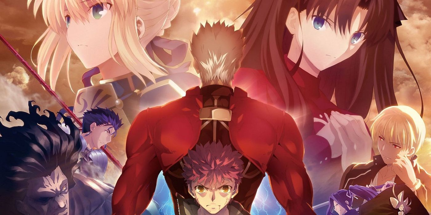 The Fate Series: A Quick Guide to Watching the Anime   CBR