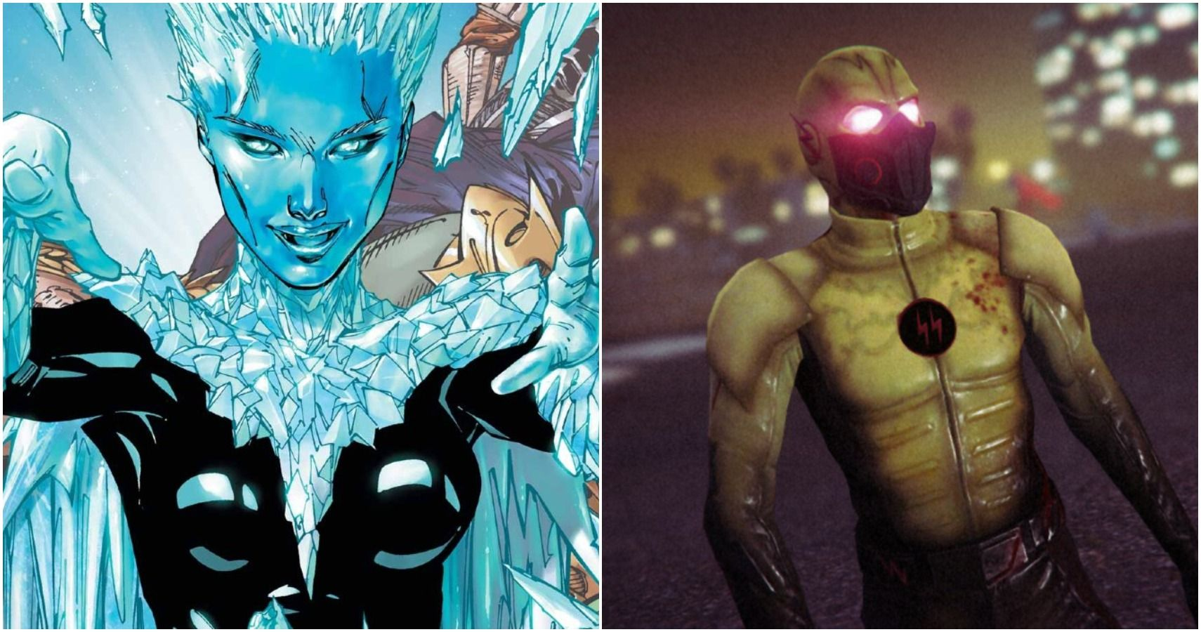Flash Villains Ranked The 15 Most Powerful Villains Wally Barry