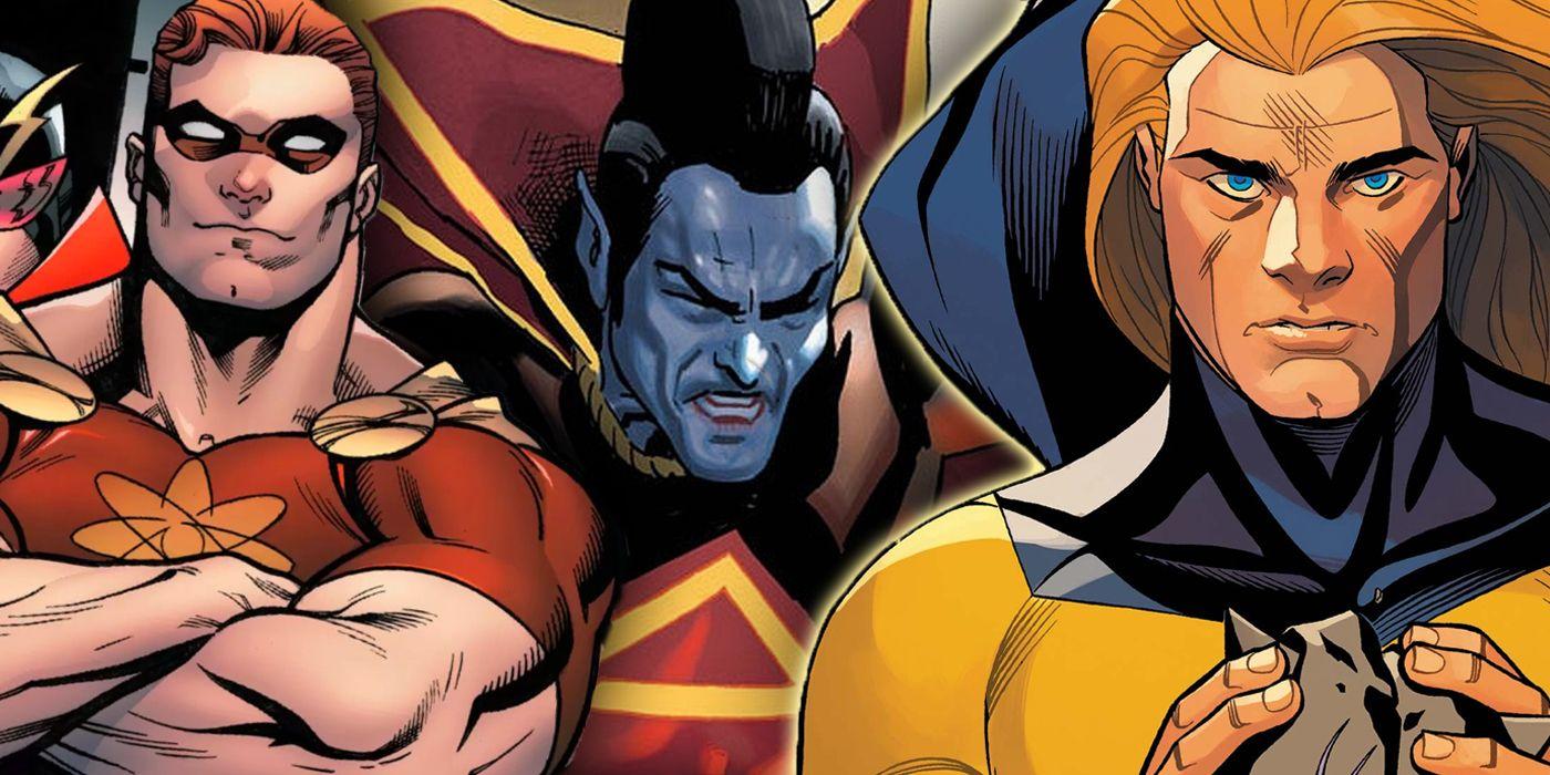 Sentry Vs Gladiator Vs Hyperion Who Is Marvel S Strongest Superman