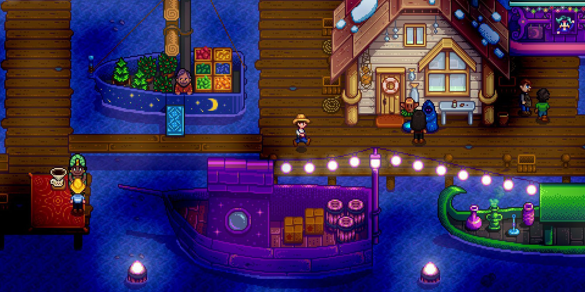 Stardew Valley: Four Mysteries That Haven't Been Solved Yet | CBR