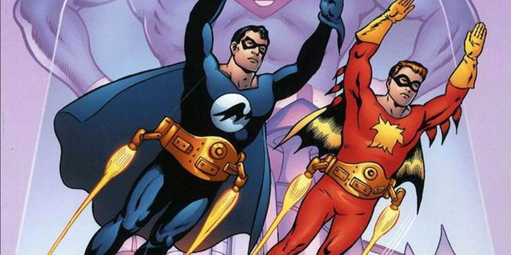 Superman Jimmy Olsen Nightwing Flamebird - 10 personajes de Superman que han sido olvidados