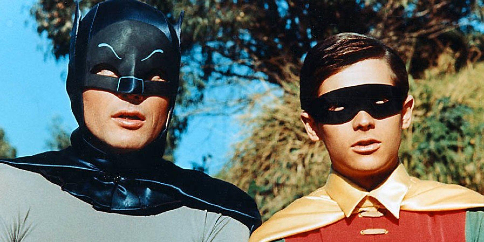 Did the Term 'Dynamic Duo' Originate in the Batman TV Series?