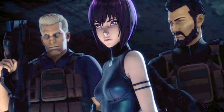 Ghost In The Shell Sac 2045 10 Things You Never Knew About The Anime S Making