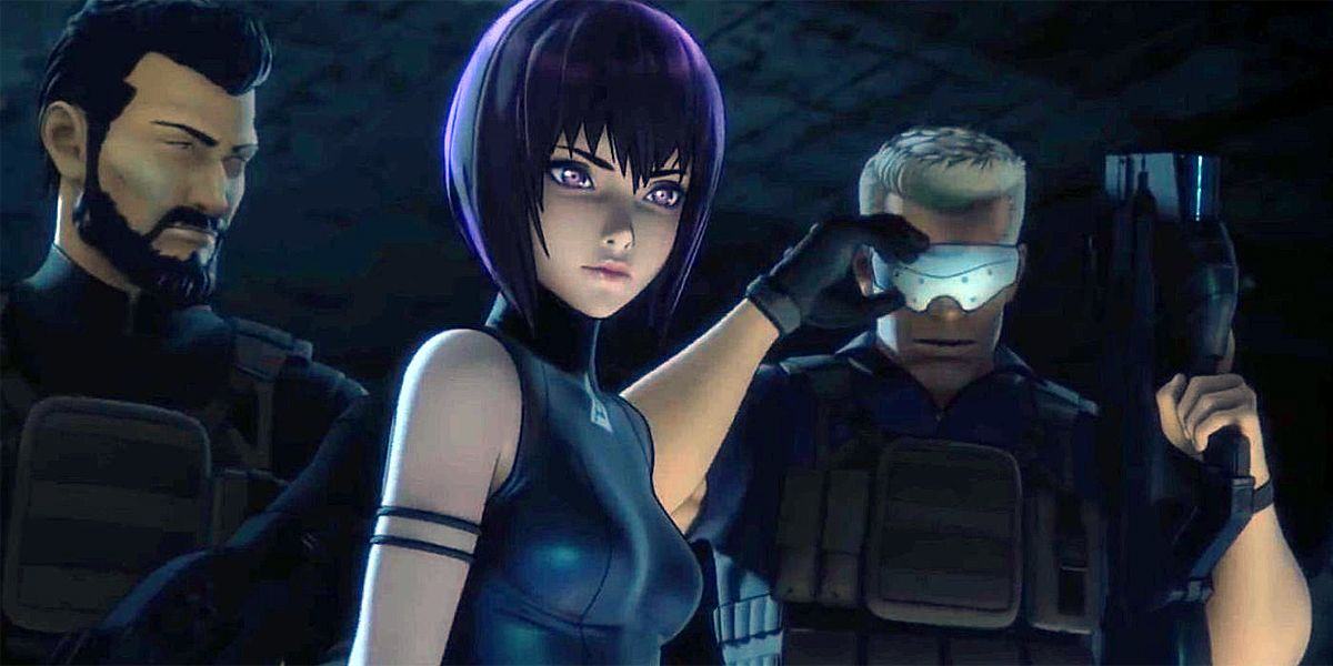 Review Ghost In The Shell Sac 2045 Is A Disappointing Return To The Well