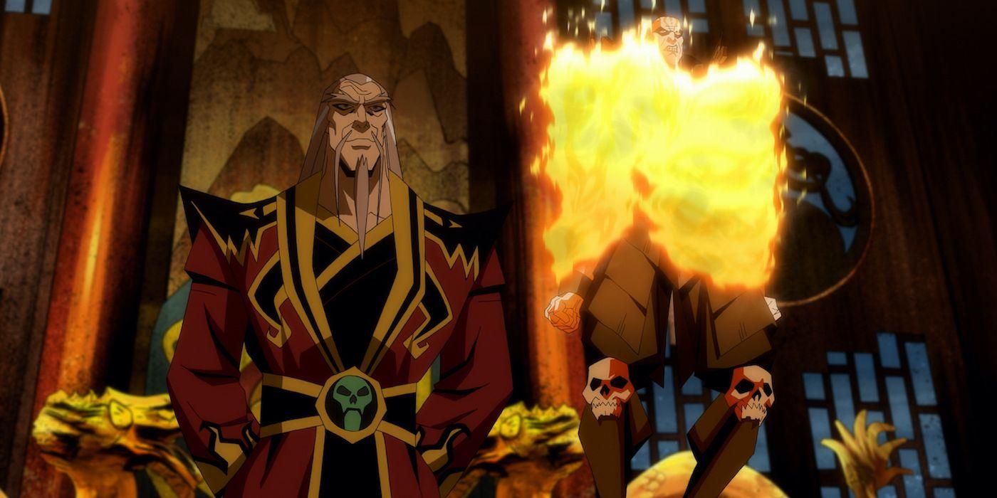 How Mortal Kombat Legends Scorpion S Revenge Sets Up A Sequel