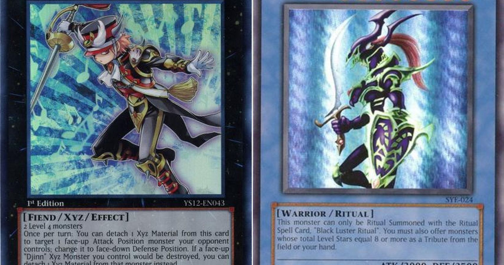 Yu Gi Oh Ranking The Monster Summon Types Cbr