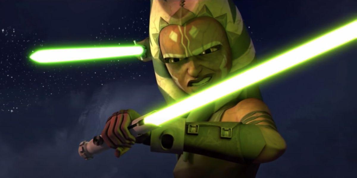 Star Wars: Todas as sete formas de combate com sabre de luz explicadas 7