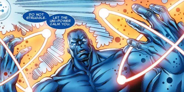 O Hulk Azul: Como o poder cósmico de Banner o tornou ainda mais forte 1