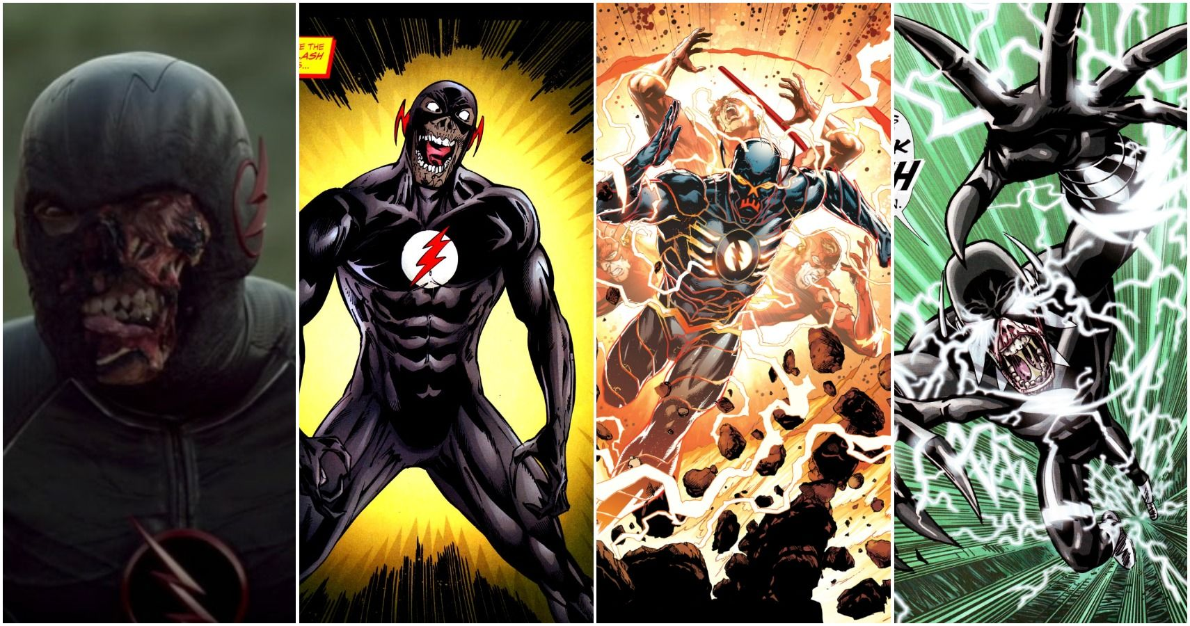 10 Things Flash Fans Should Know About The Black Flash Cbr