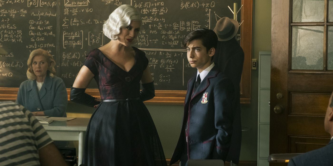 The Umbrella Academy: The Netflix Series' Commission, Explained