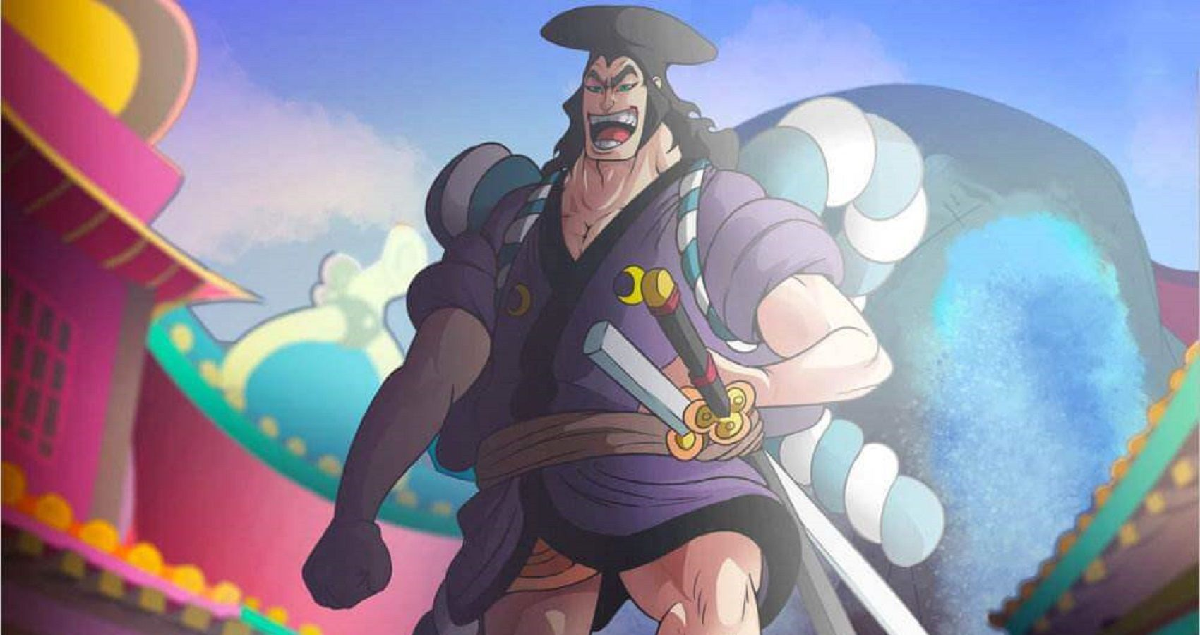 Kozuki Oden One Piece