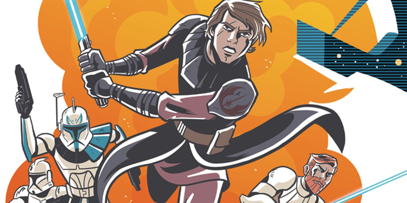 Star Wars Adventures Proves Anakin Might Be Human, After All