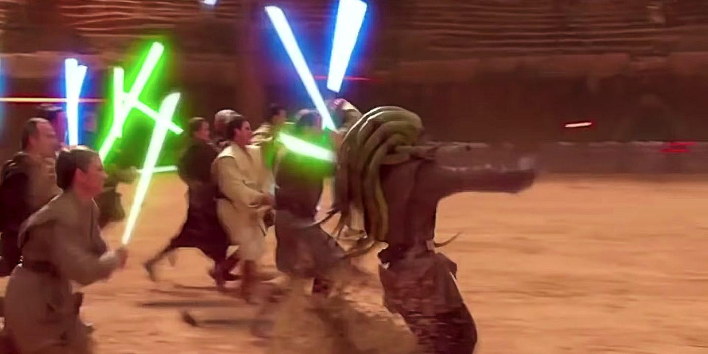 Star Wars: Todas as sete formas de combate com sabre de luz explicadas 6