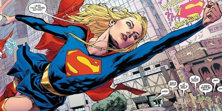 Supergirl flying - ¿Qué kryptoniano eres, según tu zodíaco?