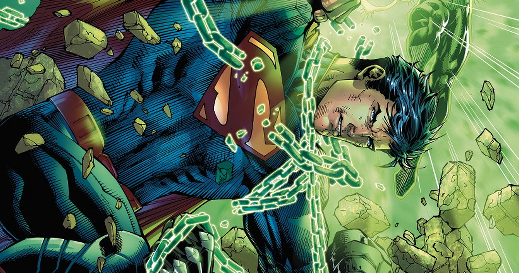 DC's Superman has the same weakness as Eternals