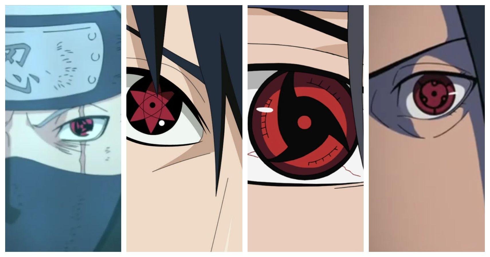 Naruto: 7 Strongest Mangekyo Sharingan Users (& 7 Weakest) | CBR