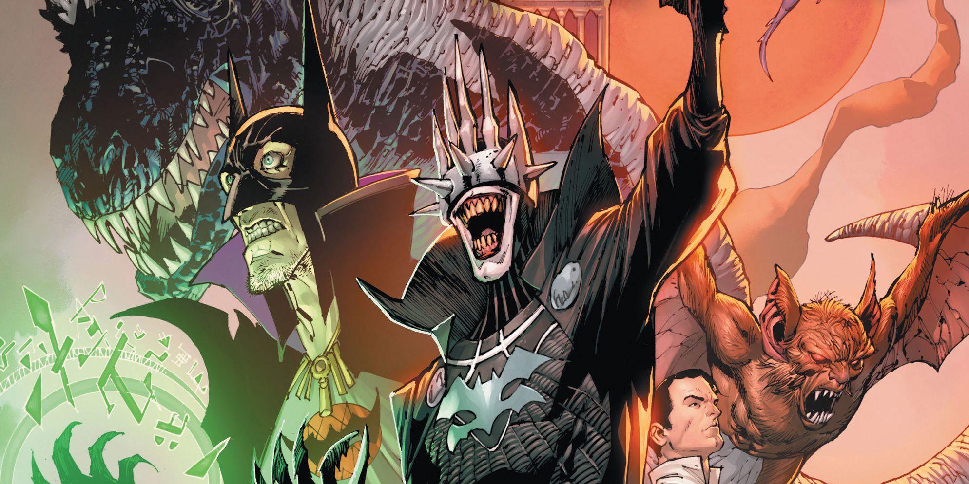 Death Metal Legends of the Dark Knights High Auction Price | CBR